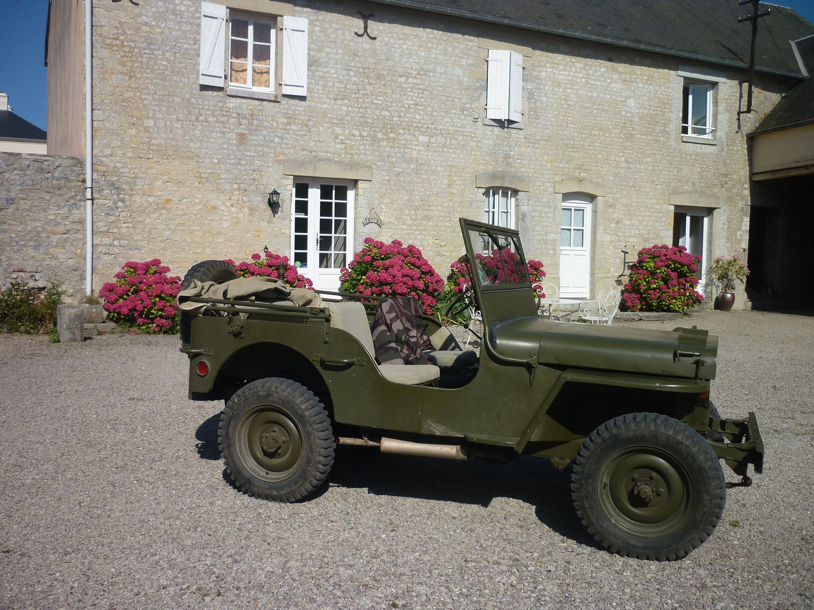 Domaine Airborne Normandy